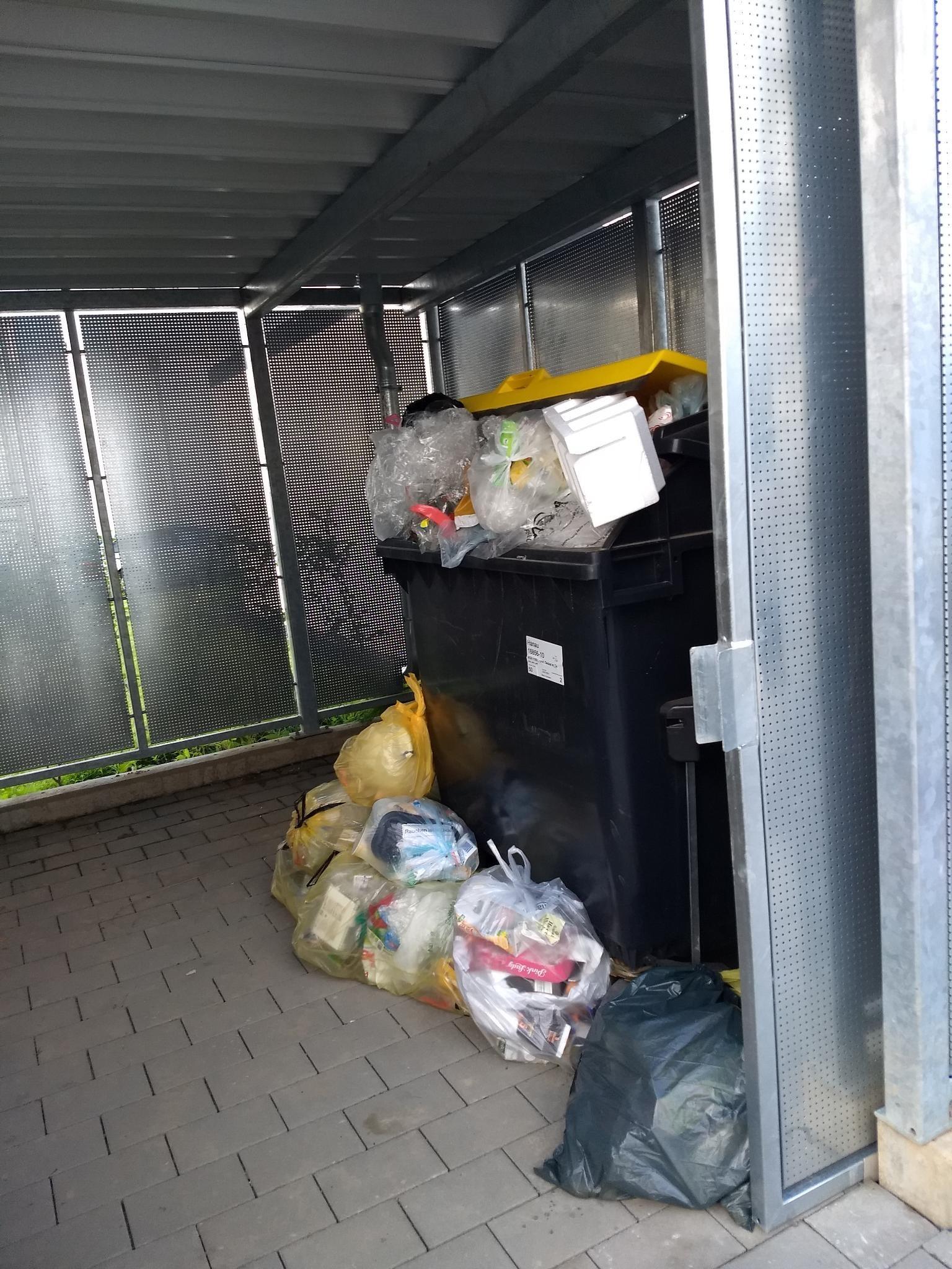 Müllsituation_Mittelbuchen_Nordwest_MAL2